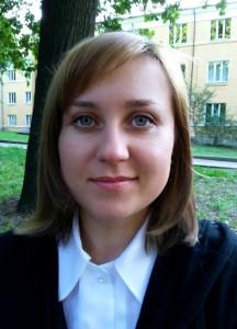 Оксана Казьмірова